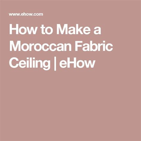 How To Fix The Fabric Ceiling Of A Car by 17 Best Ideas About Fabric Ceiling On