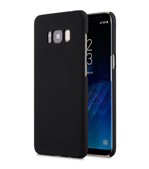 Seedoo Galaxy S8 Honor Series Black rubberized pc cover for samsung galaxy s8 black without screen protector melkco phone