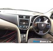 Know That We Were The First To Bring You Pics Of Maruti Suzuki