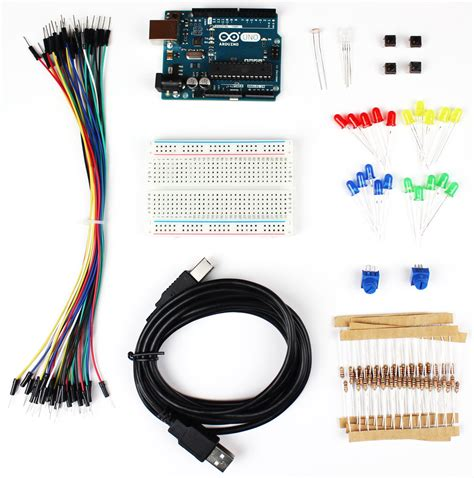 Ebook Arduino Starter Kit Manual arduino for beginners book learn the basics get started fast
