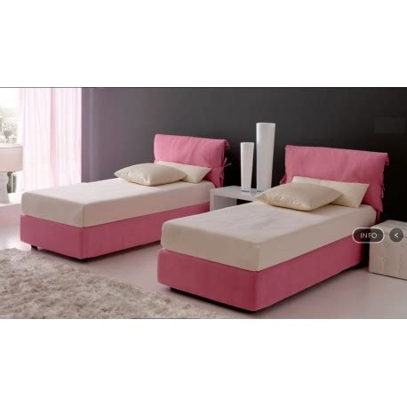 letto singolo imbottito letto singolo imbottito contenitore infinity