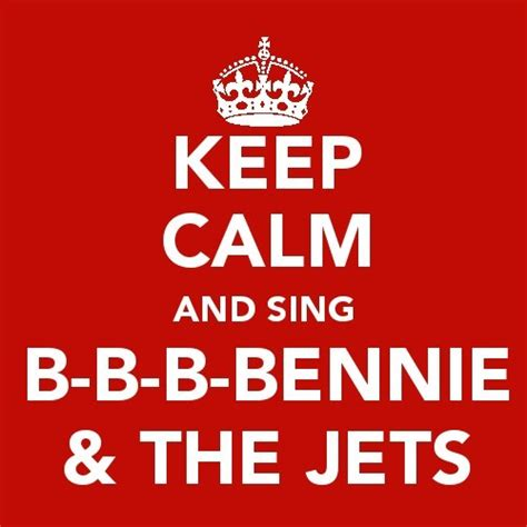 bennie and the jets on