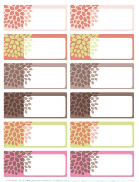 Box File Sticker Template 6593c4a2633b35b29cbb34d237385d57 Organizing Labels Free Printable Labels For Boxes Templates