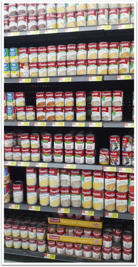 Chicken Broth Shelf by Get Back To School Ready With Cbell S Savings Baked