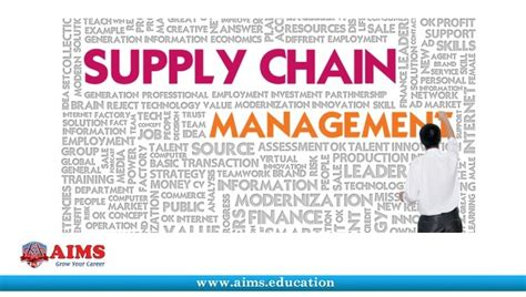 Supply Chain Management Notes For Mba Students by Supply Chain Management Wiki Scm Terms Aims Uk