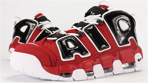 Harga Nike Air More Uptempo nike air more uptempo bulls review on