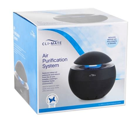 cli mate cli ap10 home air purifier purification system 10m 178 coverage shopping