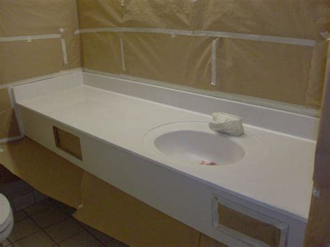 refinish bathroom countertop resurface bathroom countertop 28 images countertop