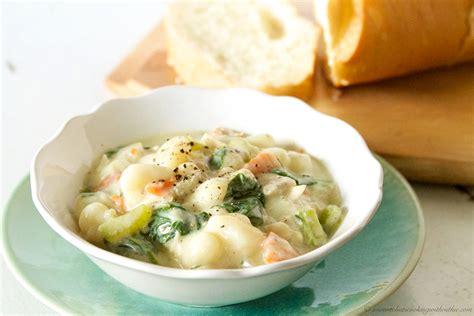 olive garden chicken and gnocchi
