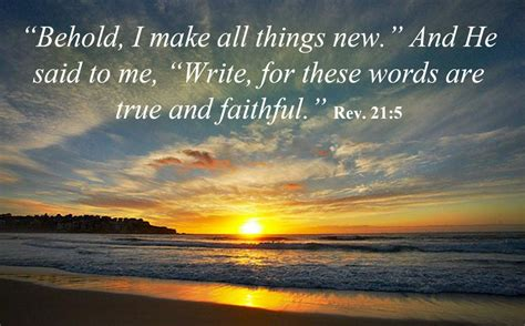 8 Things I About New by Morning Prayer 26 Nov Revelation 21 1 8 All Things