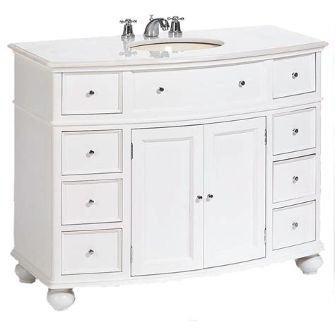 Home Depot Sink Vanity by Single Sink Bathroom Vanities Bath The Home Depot Image