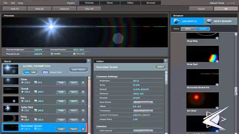tutorial after effects optical flares free flares pack after effects tutorial optical flares