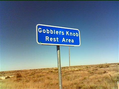 Where Is Gobblers Knob Located by Gobblers Knob Rest Area Prowers County Colorado
