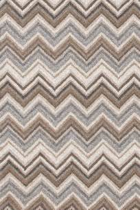 brown and grey zig zag rug dash albert zigzag neutral