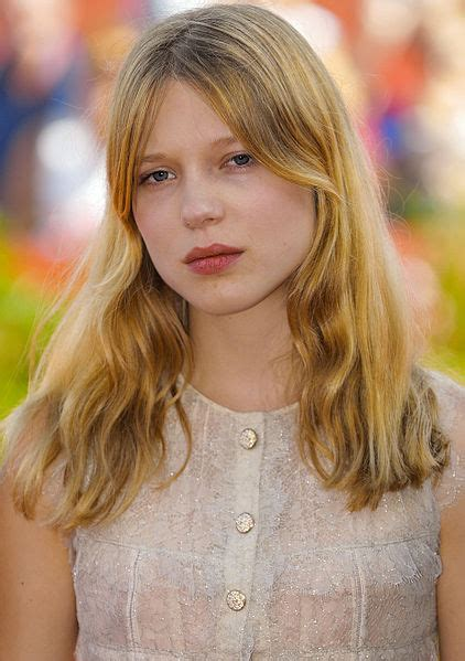 lea seydoux english file l 233 a seydoux venice intl film festival 2009 crop