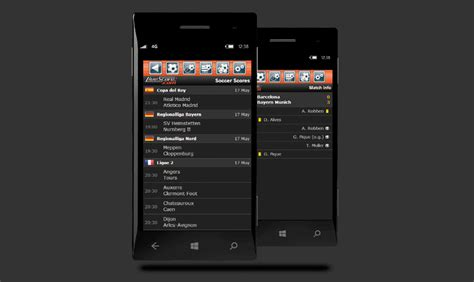 livescore mobile app how mobile apps are taking the sports industry by