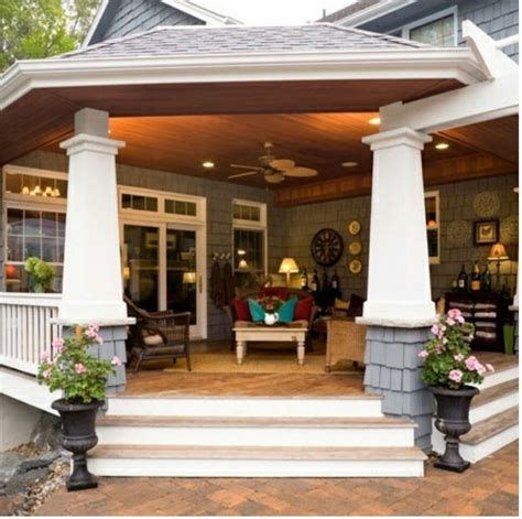 rear porch back porch my future humble abode pinterest