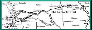maps of the santa fe trail scenic and historic byway