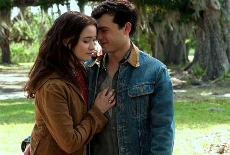 film romance young beautiful creatures flick minute flick minute