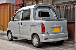 Daihatsu Hijet Spares Daihatsu Hijet History Photos On Better Parts Ltd