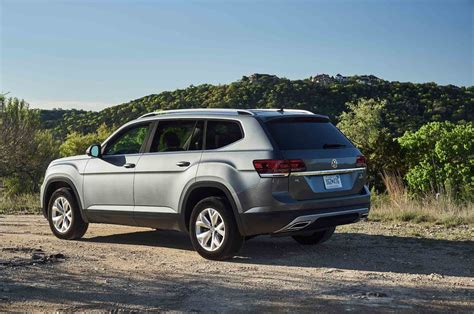 atlas volkswagen 2018 2018 volkswagen atlas reviews and rating motor trend
