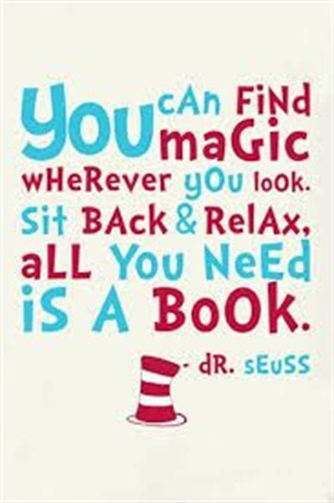 and goes toã books dr seuss quotes about books search pinteres