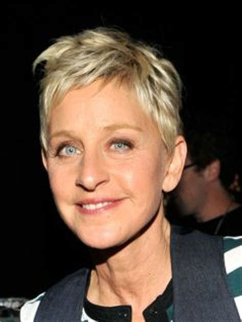 how to get ellen degeneres s haircut 1000 images about short grey hair on pinterest gray