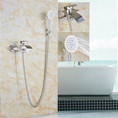 bathtub faucet sprayer choose the best bathtub faucet with sprayer do the