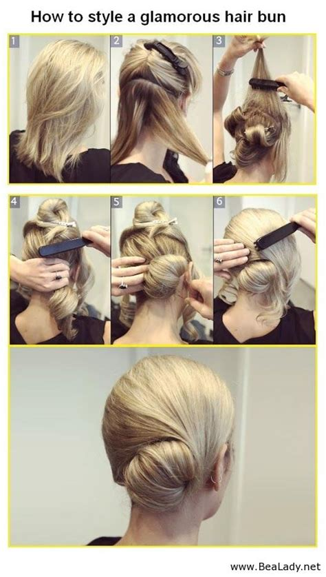 different hairstyle with a bun maker 15 different hairstyles that are easily obtained even by