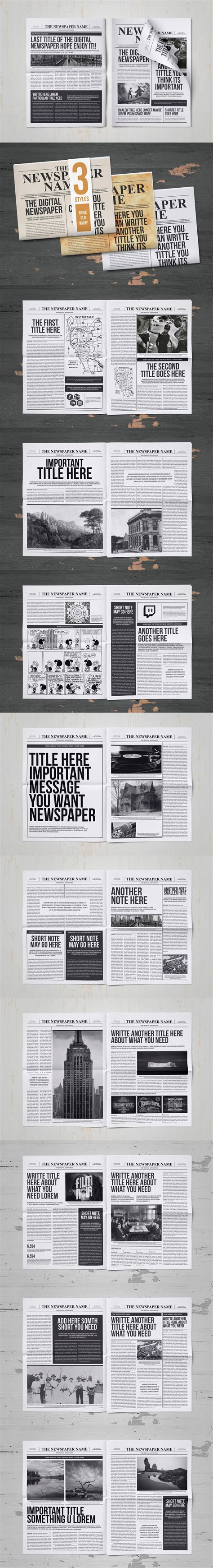 best 25 indesign newspaper template ideas on pinterest