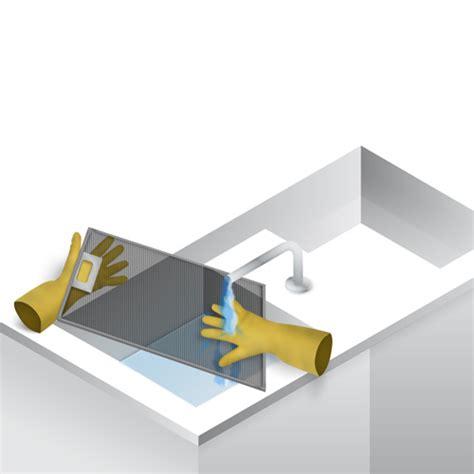 Dunstabzugshaube Filter Reinigen by Reinigung Und Pflege Dunstabzugshauben De