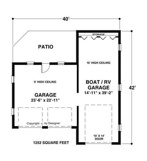 boat garage plans   build diy