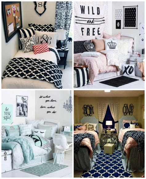 College Bedroom Essentials 17 Best Ideas About College Bedrooms On