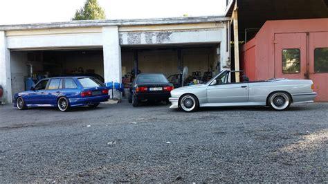 Shell Garages On M6 by Amazing Restoration 1989 Bmw E30 325ix Bare Shell