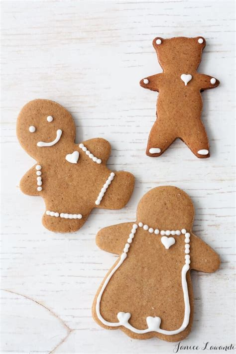Decorated Gingerbread by Gingerbread Cookies