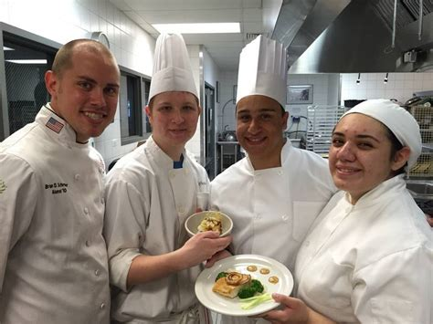 culinary arts faculty kendall college young des plaines chef cooking up recipe for success