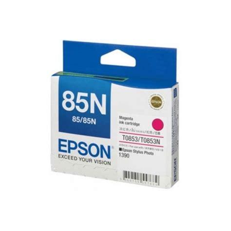 Tinta Epson 85n epson 85n magenta ink cartridge ppe85n original