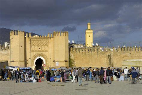 Motorrad Bazar Ch by Auf Dem Basar Marrakesch Im Rausch Der Farben Und
