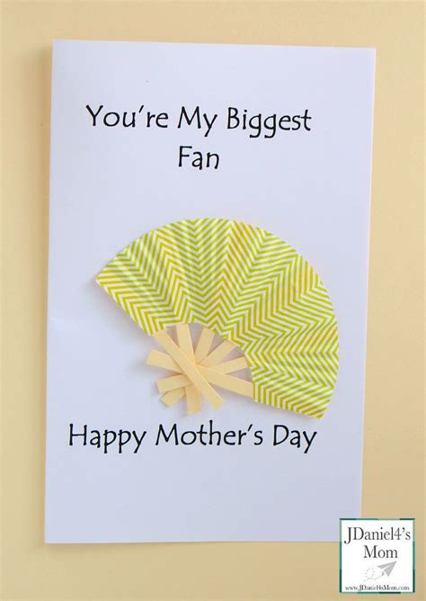 diy mothers day cards easy homemade mothers day crafts