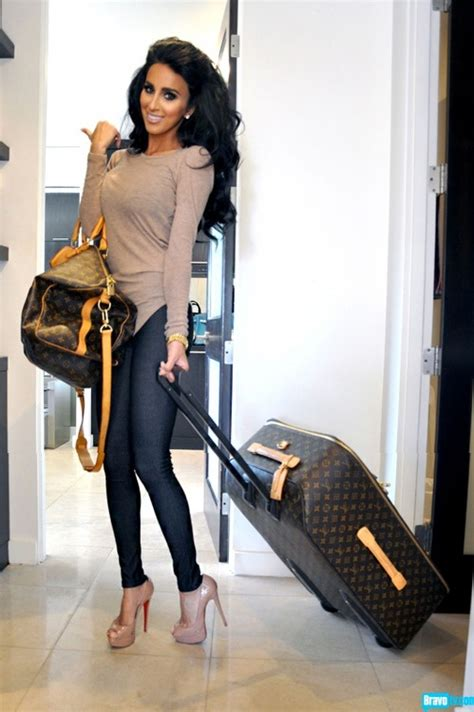 B Glam Is Taking A Vacation by Lilly Ghalichi Always So Glam Always Travel In Style