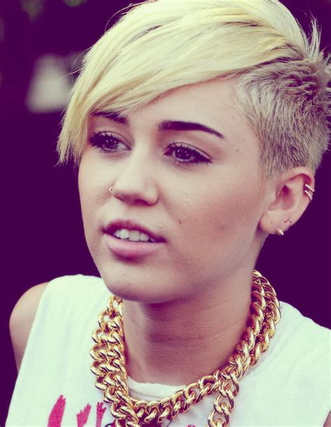 miley cyrus type haircuts miley cyrus short haircut