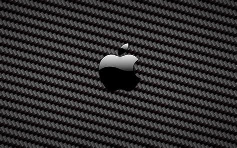 apple wallpaper carbon carbon fiber wallpaper wallpaper wide hd