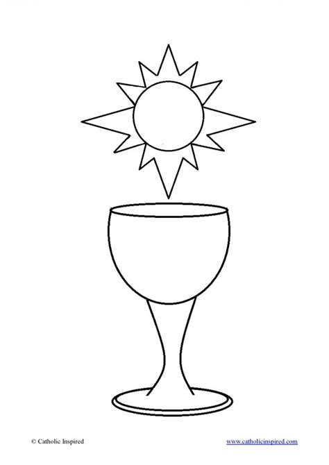 coloring page eucharist communion plate coloring page az coloring pages