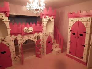 castle bunk beds for girls princess castle bed bunk bed girls bed by dreamcraftfurniture