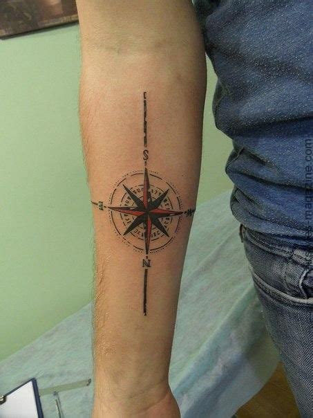 tattoos for men magazine the coolest travel tattoos tattoos tattoos compass
