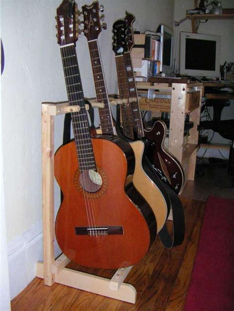 diy guitar stand diy guitar stand 2 s pics
