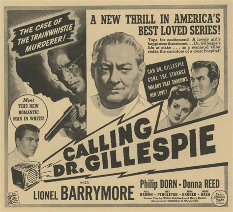 watch tcm calling dr gillespie 1942 greenbriar picture shows september 2013