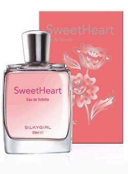 Parfum Silkygirl Sweetheart my my world review perfume sweet silkygirl