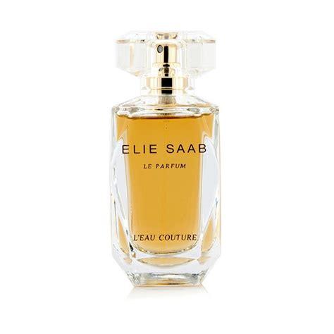 Parfum Original Elie Saab Leau Couture Parfum For 90 Ml Edt le parfum l eau couture edt spray unboxed elie saab f c co usa