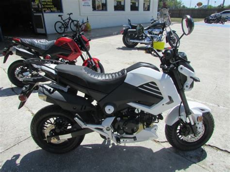honda grom for sale florida cazador boom 125 grom motorcycles for sale in florida